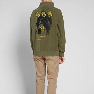 Brain Dead x Converse Sweatshirt 🍌